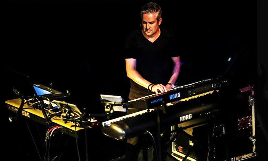 Paul Bindig - KEYBOARD/SYNTH/FX